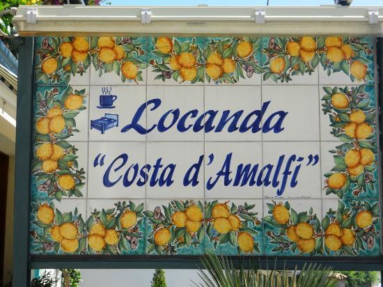 Locanda Costa d'Amalfi: Limoniiiii