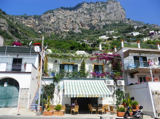 Locanda Costa d'Amalfi: Ecco la Locanda
