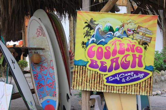 ‪‪Costeno Beach Surf Camp‬: Costeno Beach Surf Camp