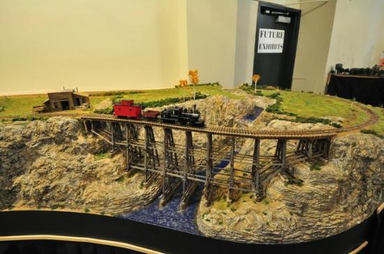Railroad & Trolley Museum