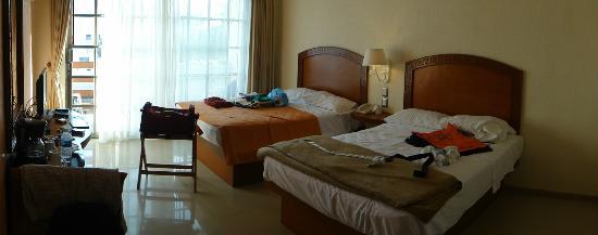 هوتل بوسادا سيان كان: room