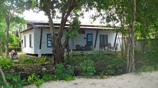 Rose Garden Samui Bungalow : bungalow