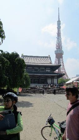 Tokyo Great Cycling Tour: A quick stop