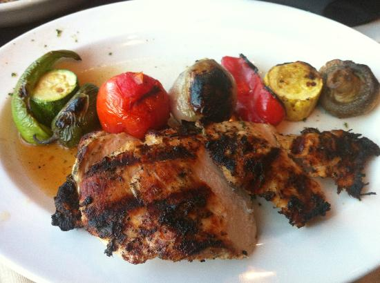 The Beehive: Chicken Kabob