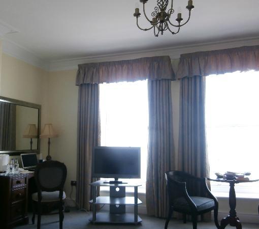 Cae Mor Hotel: Hotel room