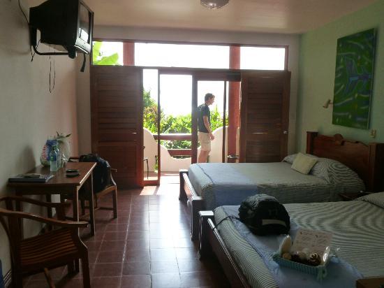 Hotel California: Habitación doble standard