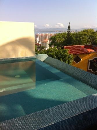 Casa Cupula: penthouse suite