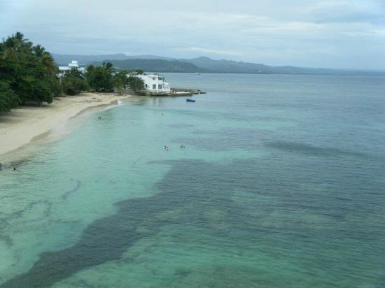 Hotel Bahia Blanca: amazing public beach 