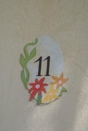 Les Maisons du Sud : Room Number