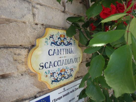 Montefalco, Italien: Cantine Aperte