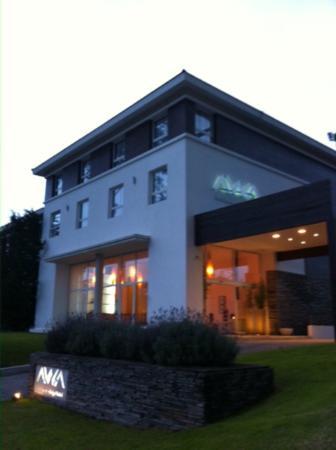 Awa Boutique and Design Hotel: fachada