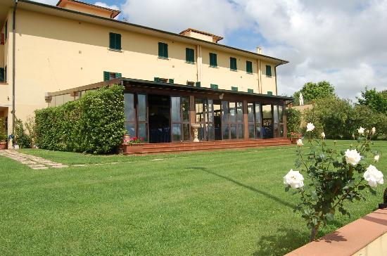 Agriturismo Colleverde: Restaurant