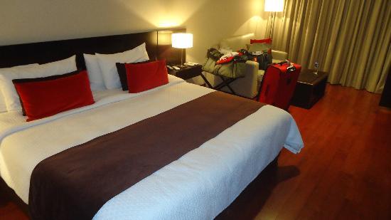 The Glu Hotel : Quarto 302.