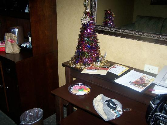 Hampton Inn San Antonio Downtown (River Walk): Christmas Morning Cookies