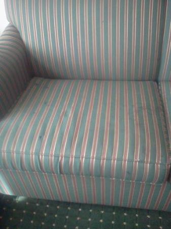 Residence Inn New Rochelle: Sofa