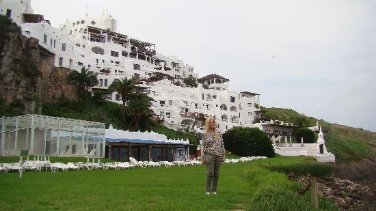 Club Hotel Casapueblo: vista desde los jardines
