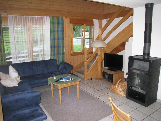 Hotel Kirchbuehl: Living room