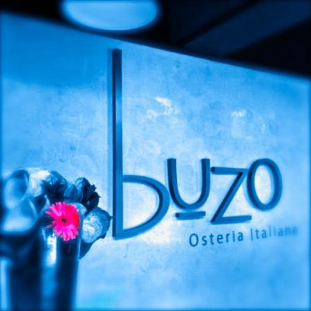 BUZO Osteria Italiana: Buzo Reception