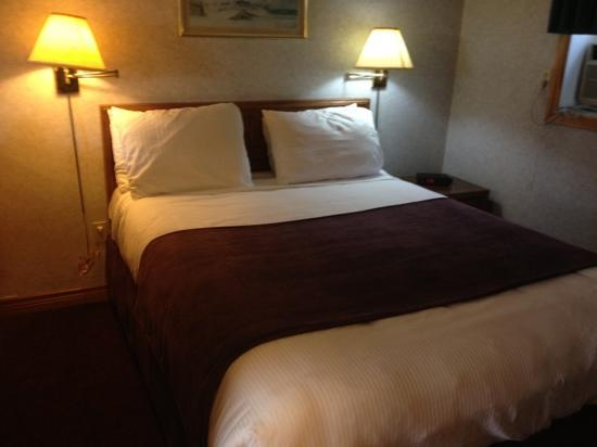 Dutch Inn Hotel: king bed