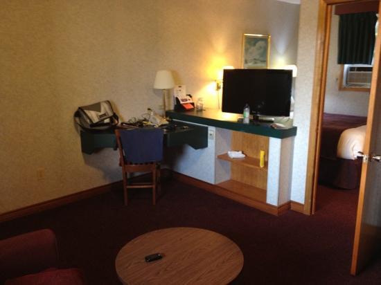 夏洛特敦豪生酒店照片