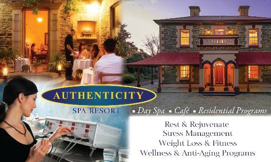 Authenticity Sanctuary Retreat and Transformational Center: The Authenticity Experience