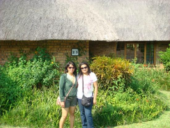 Kruger Park Lodge: our cottage no 23
