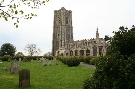 East Anglia, UK: Church of St Peter and St Paul