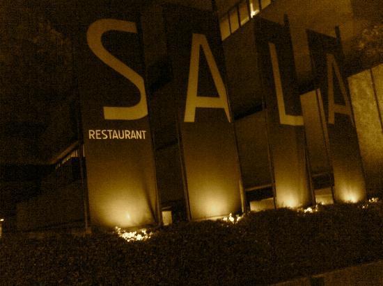 Sala Restaurant: facade