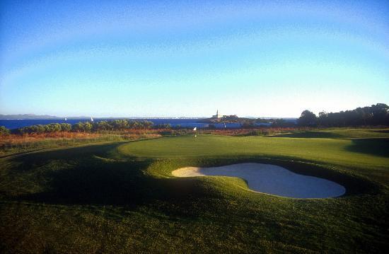 Alcanada Golf Club: Green 13