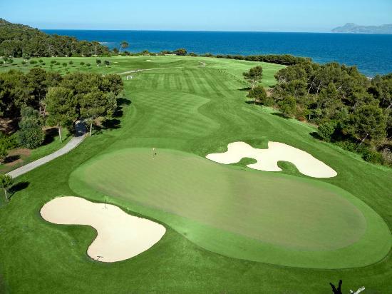 Alcanada Golf Club: Hole 14