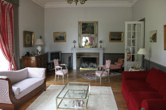 Bed & Breakfast Manoir de Notre-Dame: Family Roon