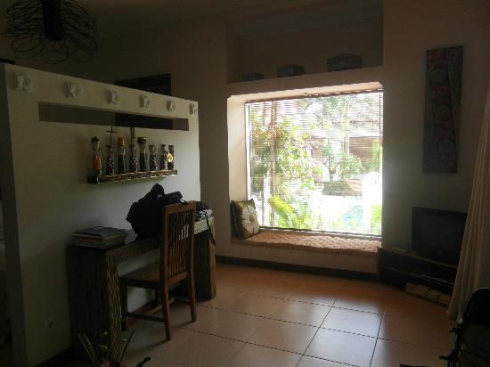 Villa Tanjung Mas: coin salon détente