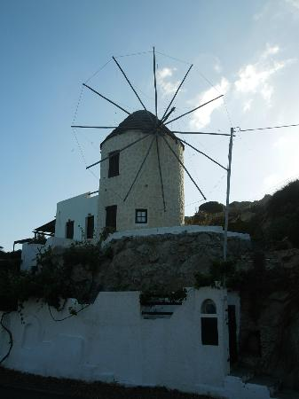 Liana Hotel: Nearby windmill