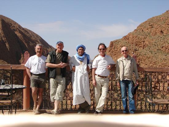 Morocco Extra Tours - Day Tours: Entrée des gorges du Daddès