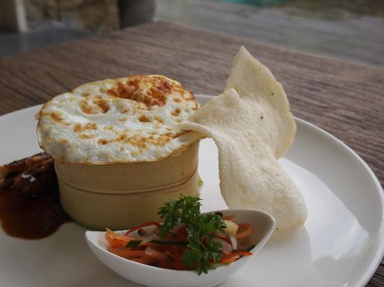 Pandawa Beach Villas & Spa: Breakfast