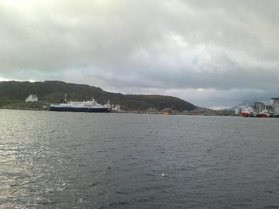 Bodo Hotell: harbour