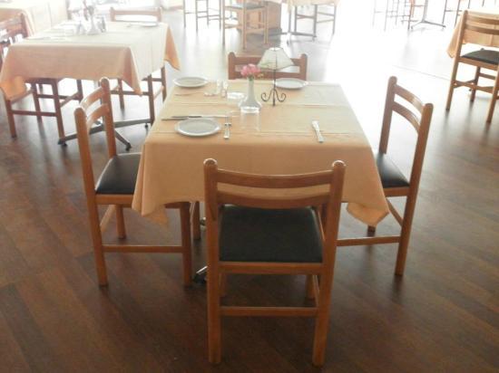 Evabelle Napa Hotel Apartments: Restaurant