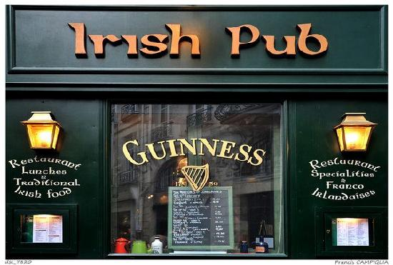 Photo of Irish Pub Corcoran's Saint Michel at 28 Rue Saint Andre Des Arts, Paris 75006, France