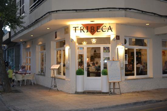 Restaurant Tribeca : Tribeca in Porto Pollenca