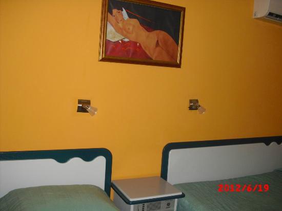 Iskar Hotel: Twin room