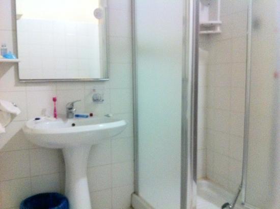 Residenza Antica Canonica: bagno 