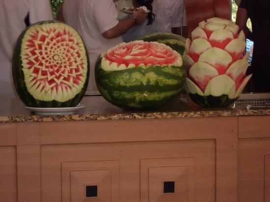 Side Yesiloz Hotel: Melon 2