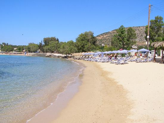 Chania Prefecture, Grecia: Marathi Beach