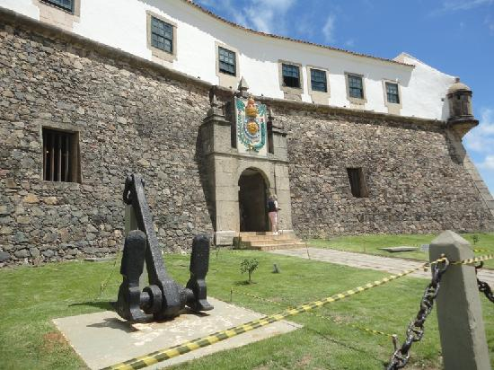 Santo Antonio da Barra Fort and Nautic Museum of Bahia