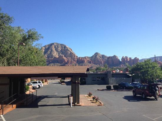 The Andante Inn of Sedona: Recepción