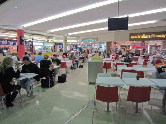 Hungry jacks picture of hungry jacks brisbane airport for Australian cuisine brisbane