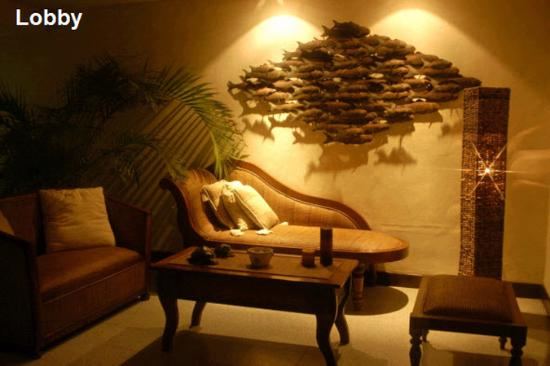 Vista del Mar Boutique Hotel: Lobby