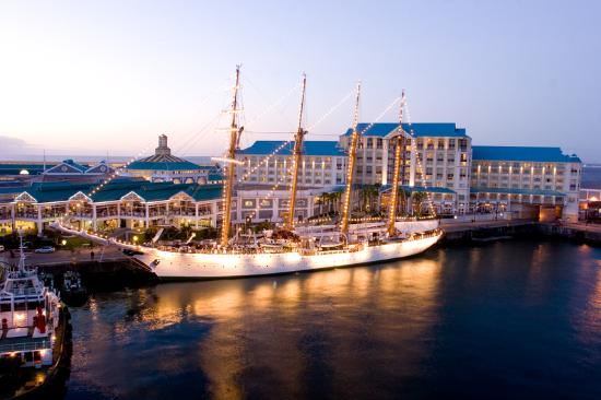 The Table Bay Hotel: Exterior View
