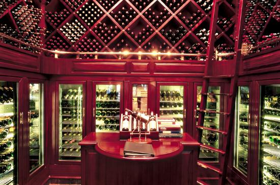 The Table Bay Hotel: Table Bay Wine Cellar