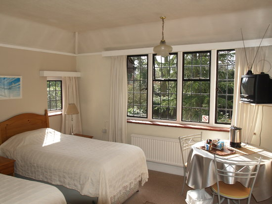 Yew Tree Guest House : our twin room